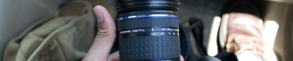 Why Lower End Zoom Lenses Make Great Doorstops