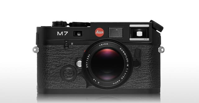 Review: Leica M7 with 50mm F1.4 Summilux