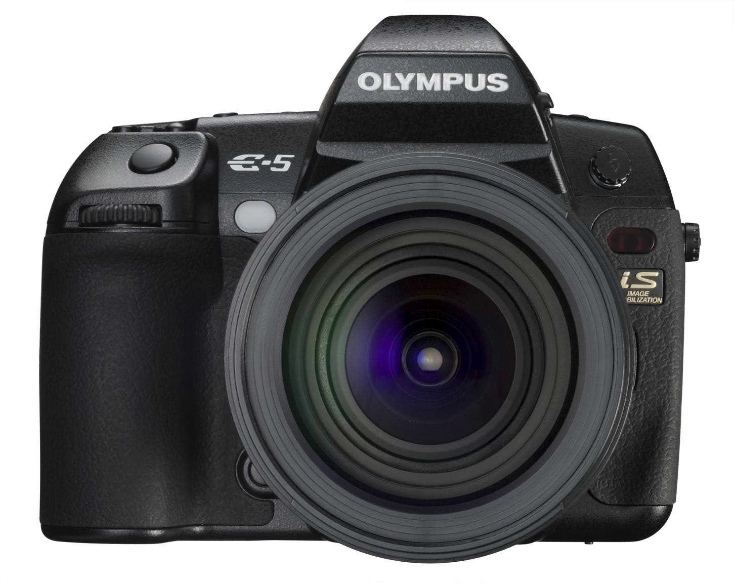 Olympus Announces New Flagship E-5 DSLR