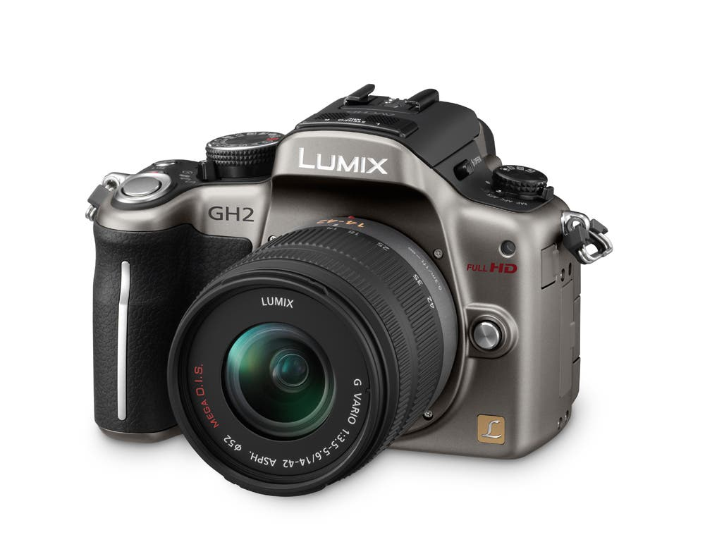 Panasonic GH2 Available for Pre-Order at B&H