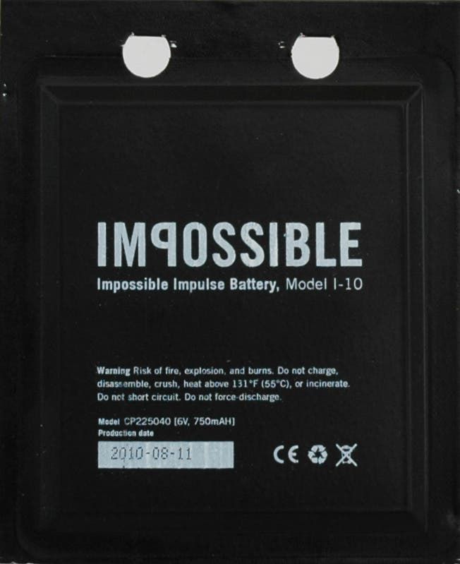 Impossible Battery  1