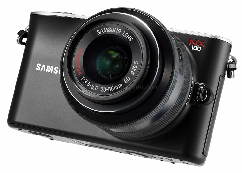 Hands On Review: Samsung NX100