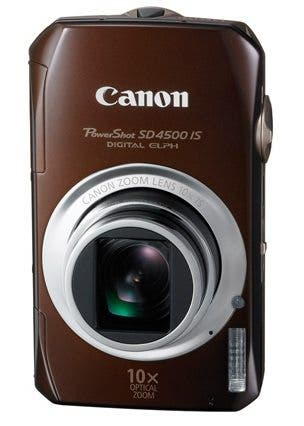 Review: Canon SD4500 IS