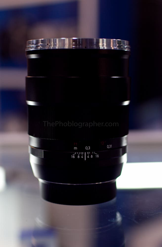 Hands On: Carl Zeiss 35mm F/1.4 for Canon (Still and Video Samples)