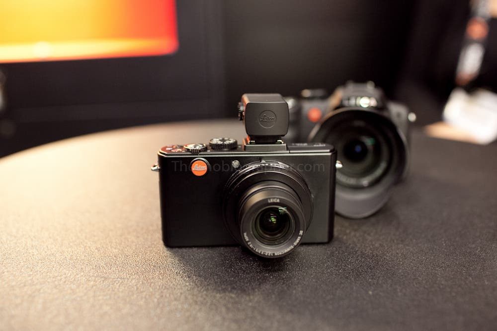 Hands on: Leica D-LUX 5