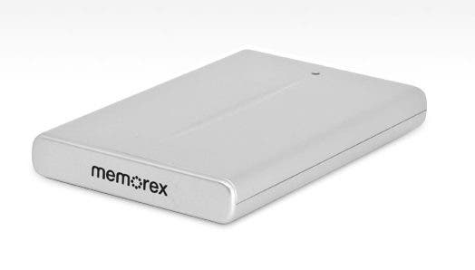 Review: Memorex SlimDrive Portable Hard Disk Drive 500GB