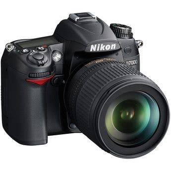 Cheap Photo: The Nikon D7000 is Now $200 Off