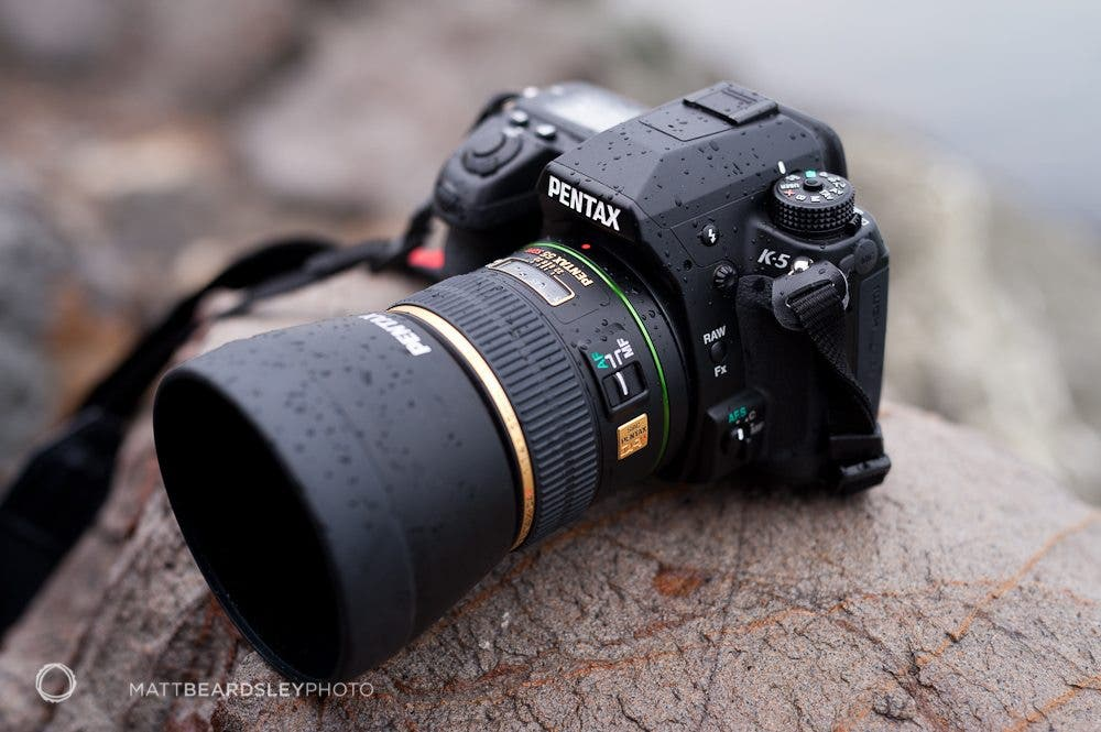 Field Review: Pentax K-5 (Day 2) - The Phoblographer