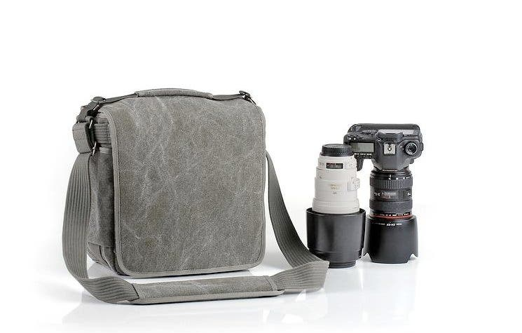And the Winner of the Think Tank Retrospective 20 Camera Bag is…