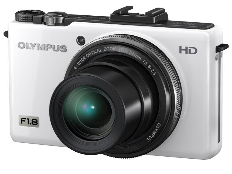 Field Review: Olympus XZ-1 (Day 1)