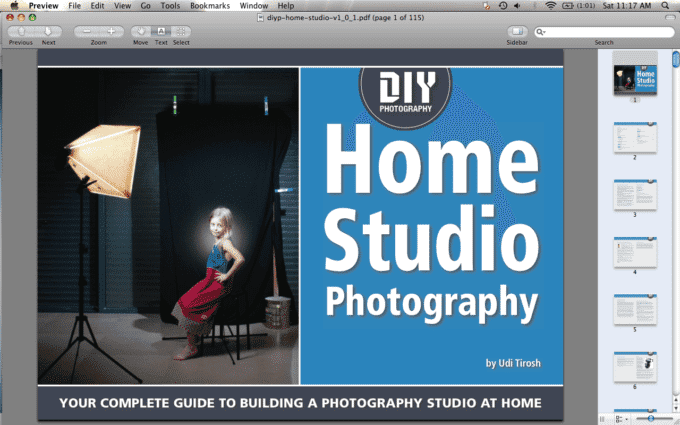 Book Review Diy Photography Home Studio Photography The