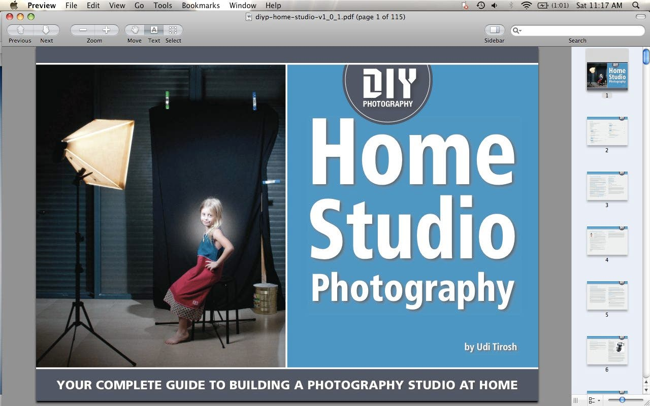 Book Review: DIY Photography- Home Studio Photography