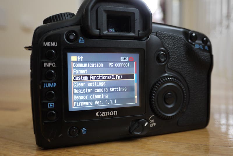Custom Functions: A Hidden Treasure in Your Camera