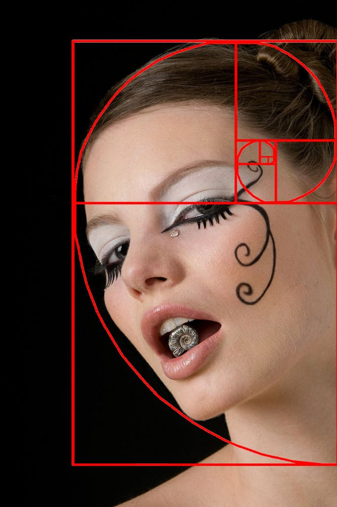 An Introduction to Golden Spiral Composition Method