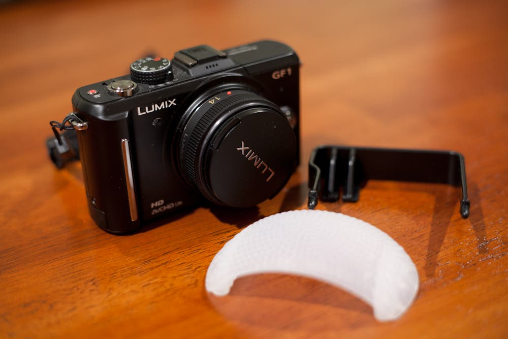 Review of the Gary Fong Puffer for Micro Four Thirds Cameras