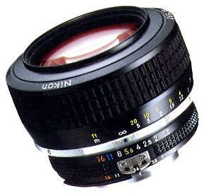 Where Is the Nikon 50mm F/1.2 II?