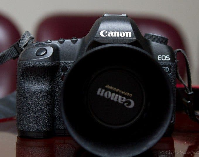 Guide: Carefully Disassemble and Fix that Broken Canon