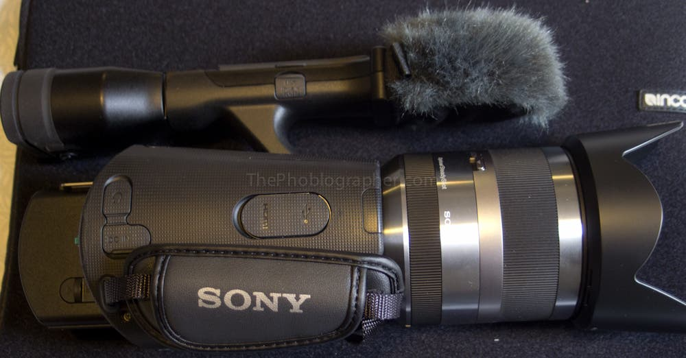 7 Reasons Why I Want to Throw The Sony NEX-VG10 Out the Window