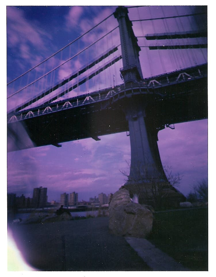 World Pinhole Day Reminded Me of How Much I Miss Instant Film