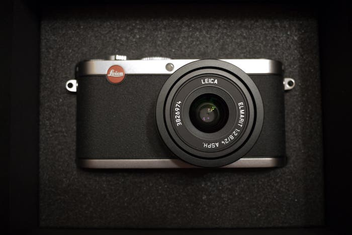Field Review: Leica X1 (Day 1)