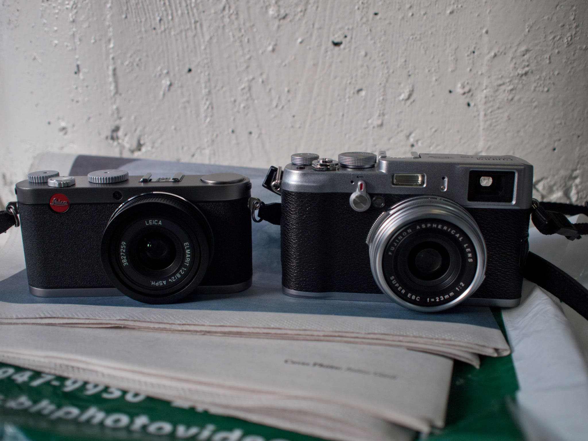 Leica X1 vs Fuji X100: Which Photos Are from Which Camera?
