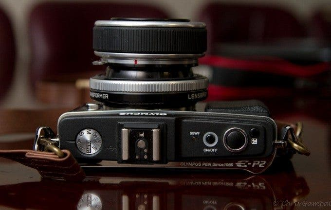 Chris Gampat The Phoblographer Lensbaby review (3 of 4)