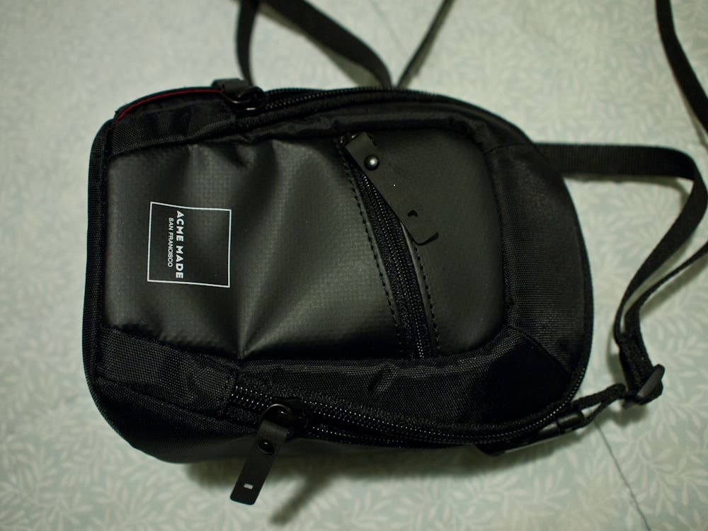 Review: Acme Made Union Ultra Zoom Camera Bag
