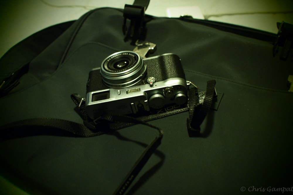 Field Review: Fujifilm X100 (Day 1)