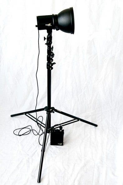 Impact LiteTrek Kit (with optional stand)