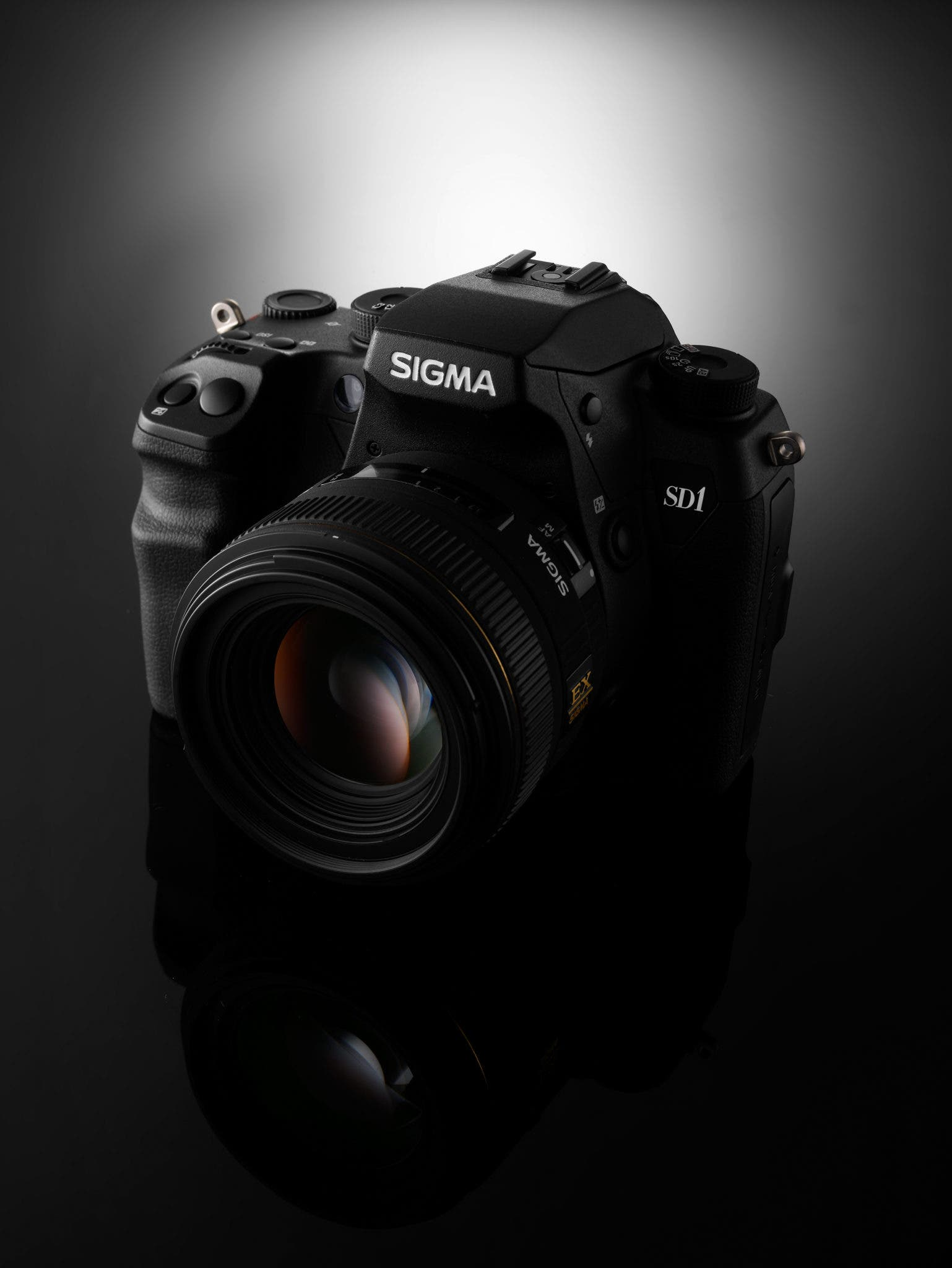 The Sigma SD1 Foveon sensor better be amazing
