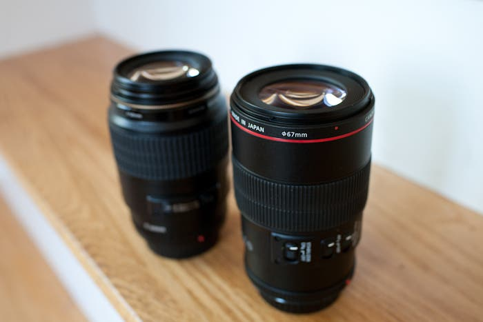 "Is the ""L"" worth it: Comparison of Canon's 100mm F/2.8 Macros (Full Review)"