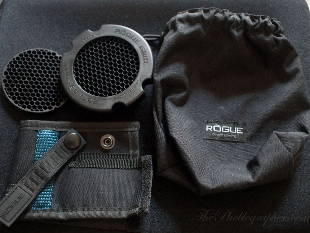 Review: The Rogue Grid for On-Camera Flashes