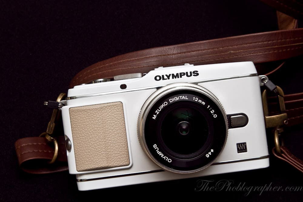 Review: Olympus EP-3 (and 12mm F/2)