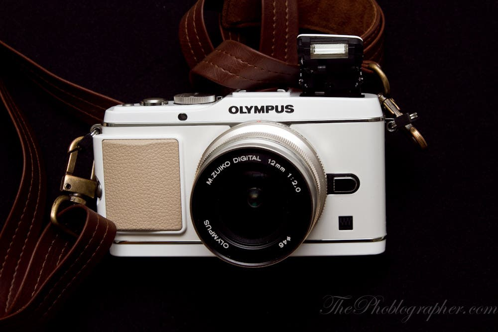 Weekend Humor: Olympus Tech Outfits E-P3 With X-Ray Filter