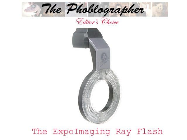 The Complete ExpoImaging Ray Flash Ring Flash Review (And Comparison)