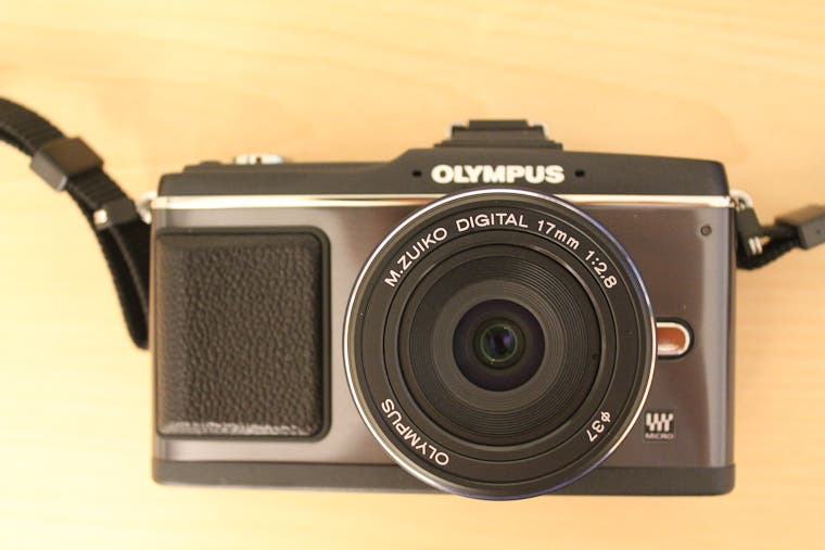Using the Olympus EP-2 for Street Photography by Eric Kim