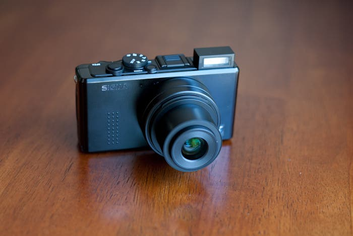 Review: Sigma DP2x