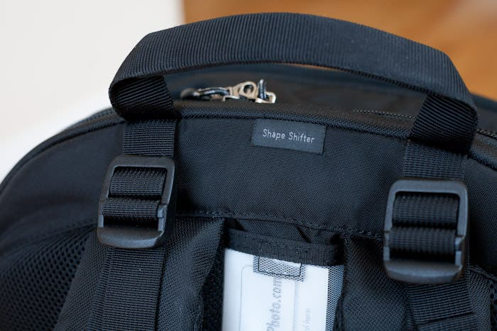 Review: Think Tank Photo Shape Shifter Backpack
