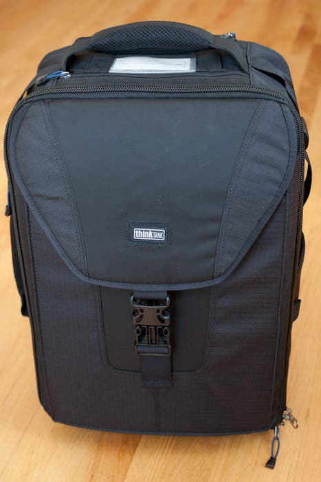 Review: Think Tank Photo Airport TakeOff Roller Bag