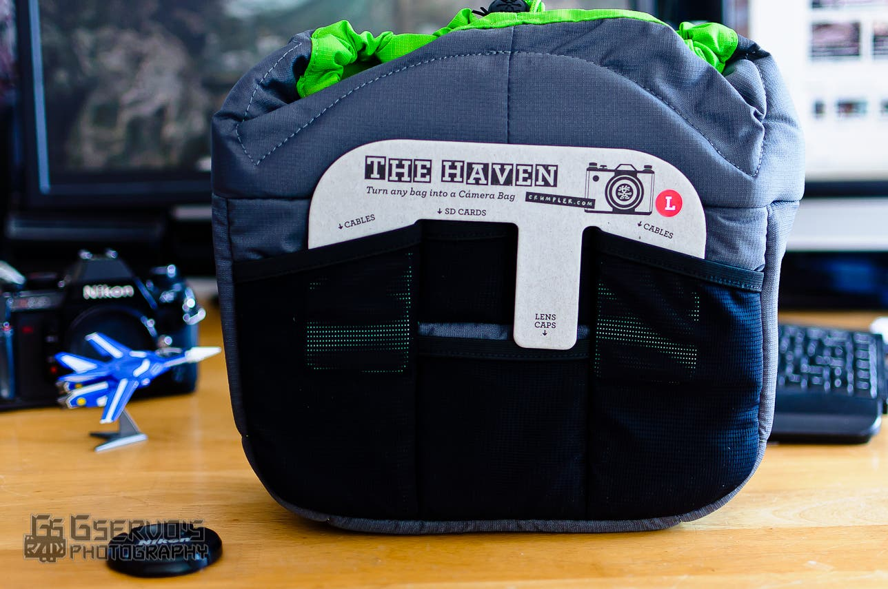 Review: Crumpler Haven L Camera Pouch