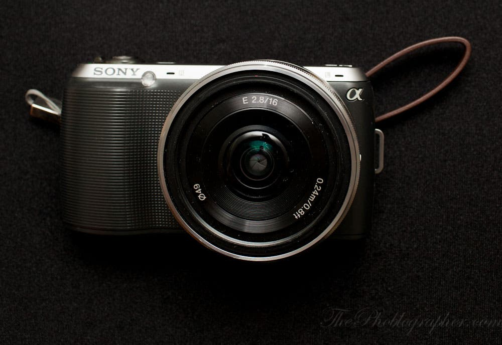 Review Update: Sony NEX C3 (Raw File Test)