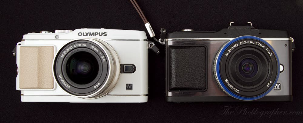 Which One: Olympus EP-3 vs Olympus EP-2