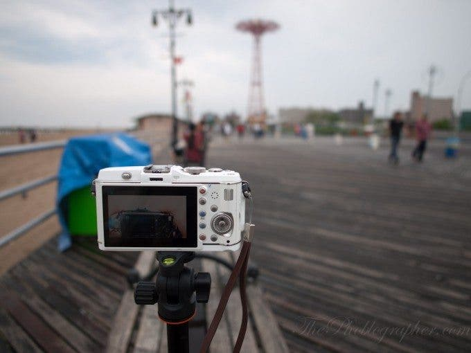 Chris Gampat the phoblographer ep3 with 12mm coney island (1 of 21)ISO 100