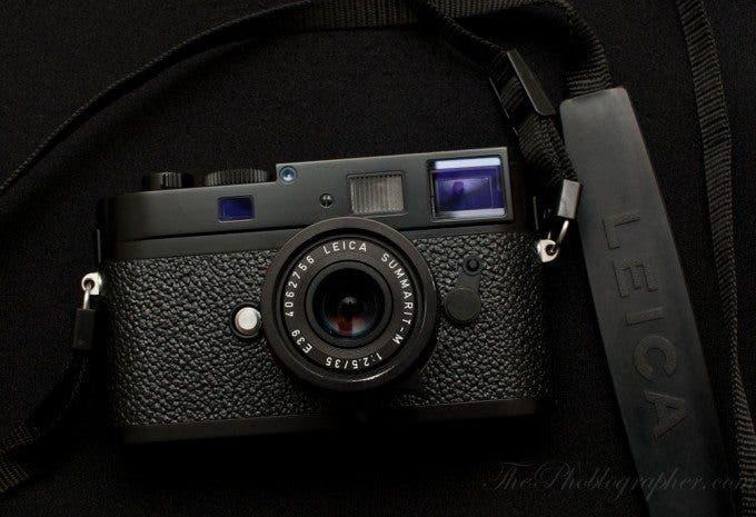 chris gampat the phoblographer leica m9p review product photos (1 of 7)