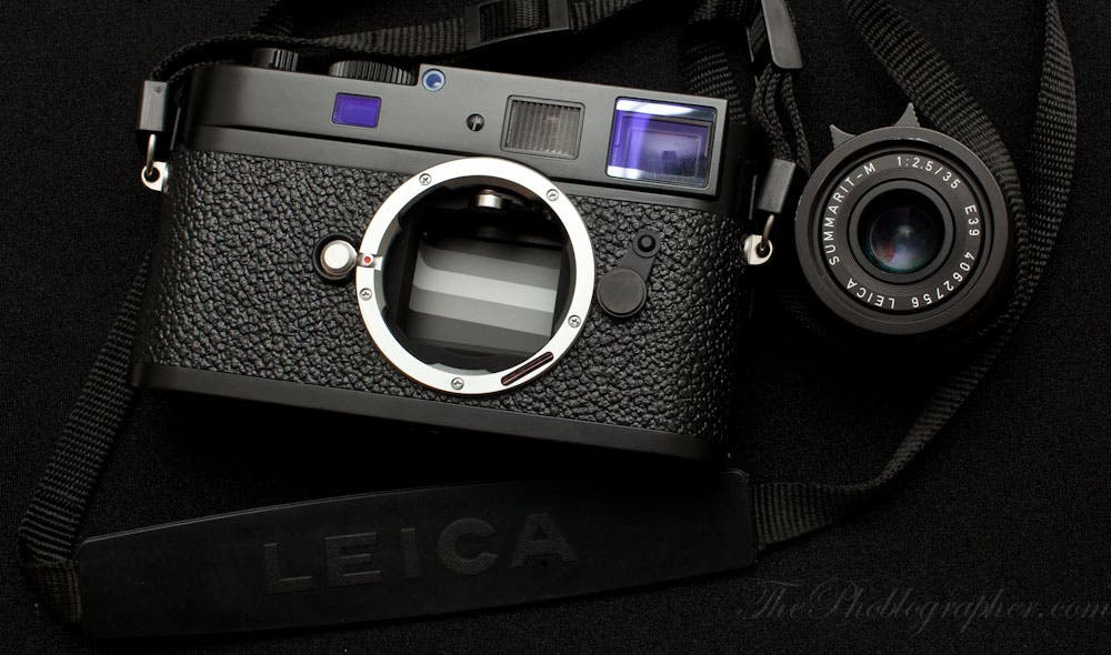 Review: Leica M9-P