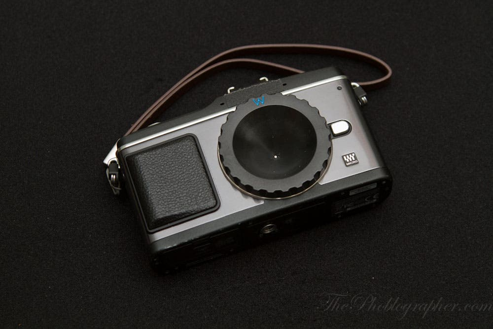 Review: The Pinwide Pinhole Cap for Micro Four Thirds