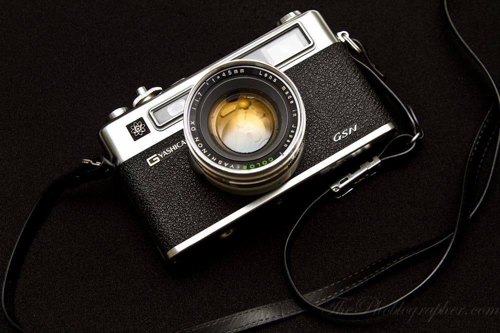 An Ode to a Now Popular Film Rangefinder Camera