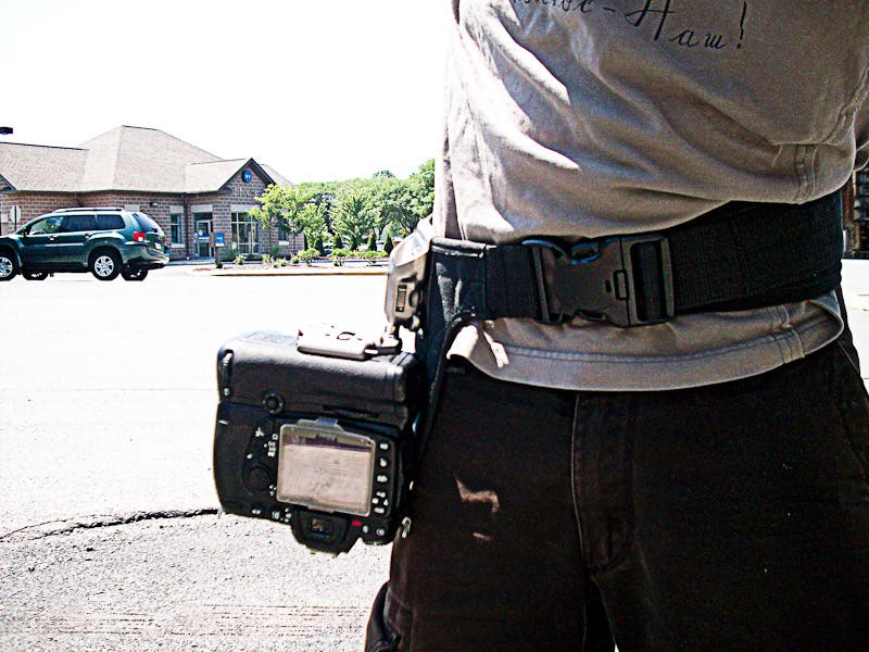 Review: SpiderPro Holster