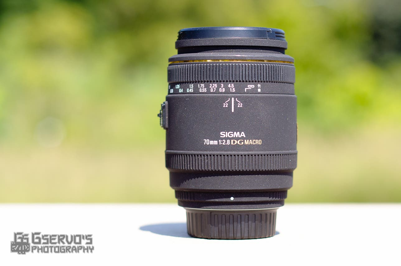 Review: Sigma 70mm F2.8 EX DG Macro