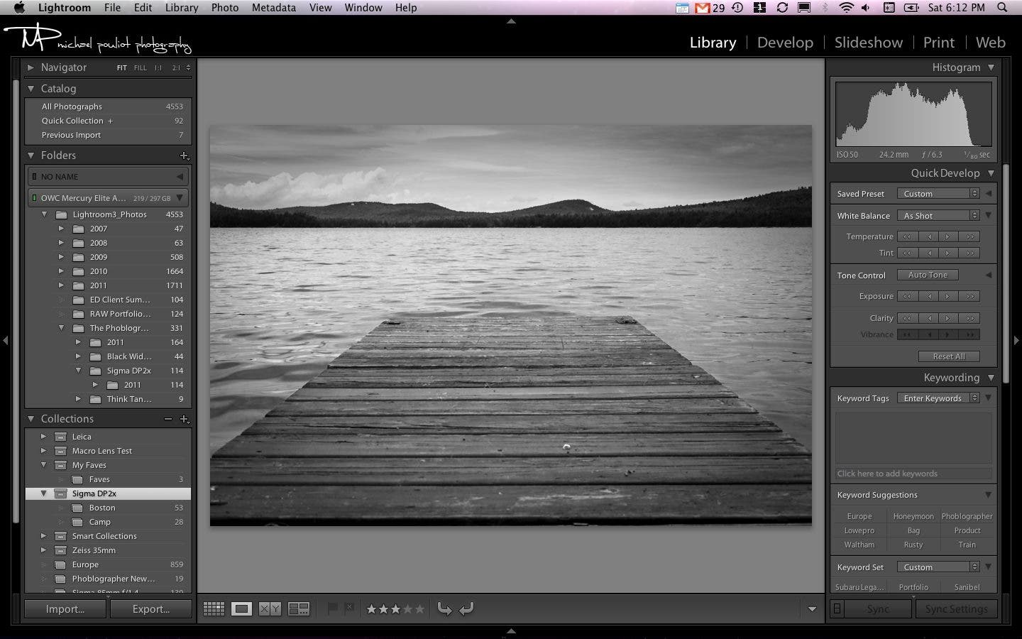 Lightroom 3 Tips and Tricks: A Few of My Favorites